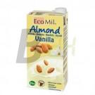 Ecomil bio mandula ital vaníliás 1000 ml (1000 ml) ML072421-5-6