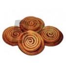 Piszke bio mini fahéjas csiga 120 g (120 g) ML072558-109-1