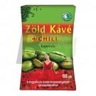 Dr.chen zöld kávé+chili kapszula (60 db) ML074662-18-2