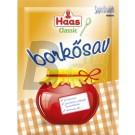 Haas classic borkősav étkezési (15 g) ML078535-19-11
